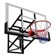 Баскетбольный щит Dfc BOARD72G 180х105см стекло 10мм фото