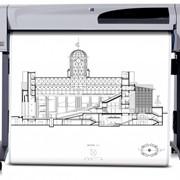 Широкоформатная печать на принтере HP Designjet 500 plus Кишинев фото