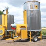 Мобильные зерносушилки Мекмар серии CPT фото