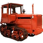 Трактор гусеничный ДТ-75 фото