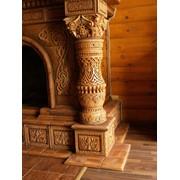 Старославянский камин фото