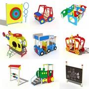 МАФы для детских площадок фото