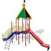 Детский игровой комплекс ДИК-09 фото
