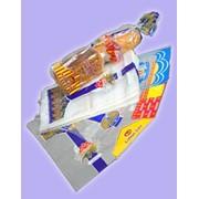 Все виды гибкой упаковки с нанесением печати до 8 цветов фото