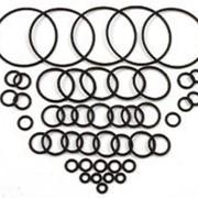 Кольца резиновые уплотнительные ГОСТ 9833 фото