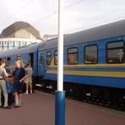 Объемные перевозки пассажиров по железной дороге фото