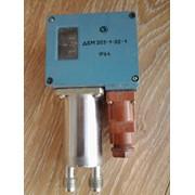 Датчик реле-разности давлений ДЕМ202-1-01-1 фото