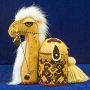 Подарки и сувениры, Верблюд шкатулка. фото
