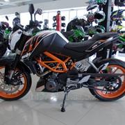 Мотоцикл KTM 390 Duke ABS фото