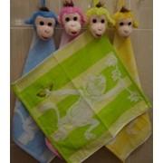 Полотенце обезьянка фото