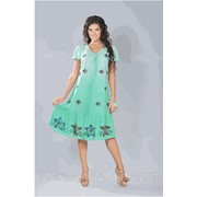 Платье большого размера летнее фото