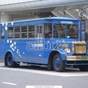 Перевозки автобусные местные