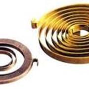 Спиральные пружины фото