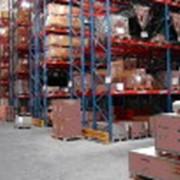 Напольное хранение грузов фото