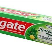 """Зубная паста Colgate """"Лечебные травы"""" Отбеливающая 100мл (48шт/кор) фото"""
