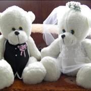 Свадебные аксессуары. Свадебные аксессуары купить. Свадебные игрушки. Мягкие игрушки свадебные. фото