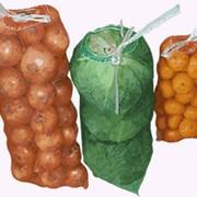Упаковка из сетки полиэтиленовой экструдированной для различных товаров от производителя фото