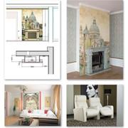 Дизайн-проекты квартир фотография