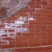 Очистка фасадов от высолов фото