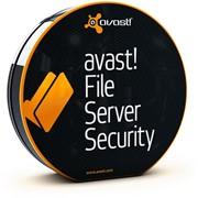 Антивирус avast! File Server Security, 2 года (от 20 до 49 пользователей) для образовательных учреждений (FSS-06-020-24-EDU) фото