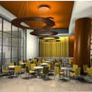 Дизайн ресторанов, клубов, кафе фото