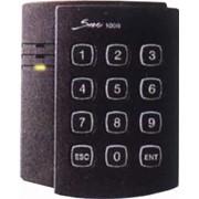 Контроллер доступа + считыватель пластиковых карт 100R фото