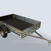 Прицеп МЗСА для транспортировки квадроцикла и др. мототехники фото
