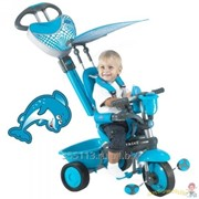 Детский велосипед smart trike zoo collection dolphin 1573900 фото