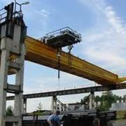 Монтаж и ремонт кранов и подъемного оборудования фото