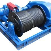 Лебедка электрическая модели KCD-5 фото