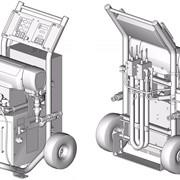 Многокомпонентный электрический дозатор с подогревом Reactor фото