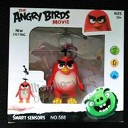 Интерактивная игрушка Птица Angry birds, код 588 фото