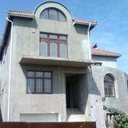 Строительство частных жилых домов фото