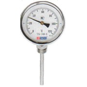 Термоманометр ТМТБ-310.1 120º, 150º, 0,6мра,1,0мр,1,6мра фото