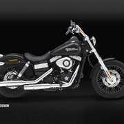 Harley-Davidson® Dyna® FXDB Street Bob® 2012 год