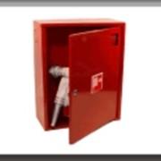 Шкаф пожарный для размещения пожарного крана фото