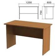 Стол письменный «Канц», 1200×600×750 мм, арт СК22 фото
