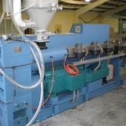 Экструзионная линия по производству газовой трубы большого диаметра из ПНД/ПВД фото