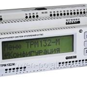 Контроллер для систем отопления и горячего водоснабжения (ГВС) ТРМ132М-РТТТТР.01 фото
