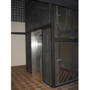 Облицовка входов в лифты и лифтовых кабин фото