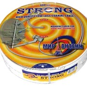 RG6U STRONG 32% (White)–LENGTH: 100m 6 roll/ 100м 2 фото