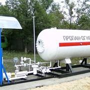 Модуль для заправки автомобилей сжиженным газом фото