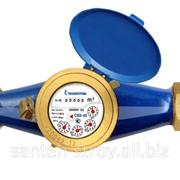 Счетчик холодной и горячей воды универсальный крыльчатый СВХ-40 Стандарт фото