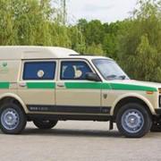 Бронированный автомобиль ФОРС-БАНКОМАТ фото