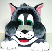 Мягкая игрушка Кресло Кот Том фото