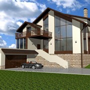 Строительство домов из керамических блоков фотография