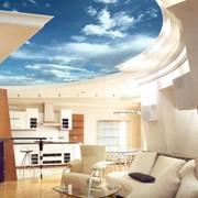Потолки подвесные дизайнерские фото