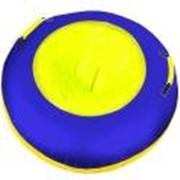 Тюбинг Тент Синий-Желтый 180 Кг фото