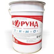 Жидкая керамическая теплоизоляция КОРУНД Зима. фото