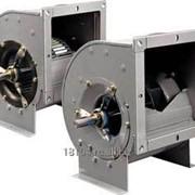 Вентилятор радиальный с клиноременной передачей Розенберг HRES